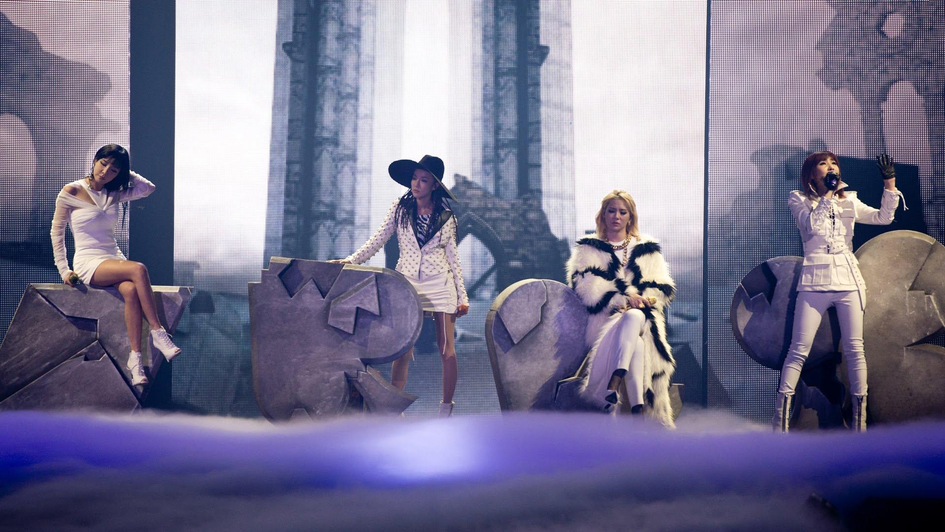 收錄在2NE1去年推出的第二張正規專輯《Crush》的這首《살아 봤으면 해 (IF I WERE YOU)》,你聽過嗎?