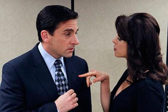 5. 兩人在一起的時候,談工作上的事情佔了大部份。