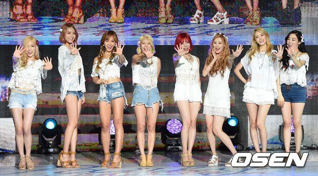昨晚在首爾也舉辦新歌發表會,出道即將滿8年, 也以8人之姿重回舞台!(8這個數字不錯呀~)