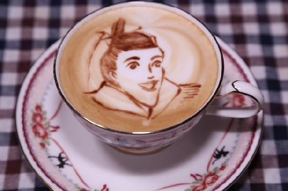 天皇咖啡...好像還算正常
