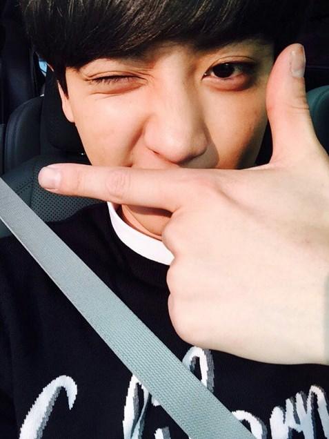 粉絲福利又來啦!EXO回歸後連續第一名!貼心的燦烈當然不會忘記感謝粉絲~❤