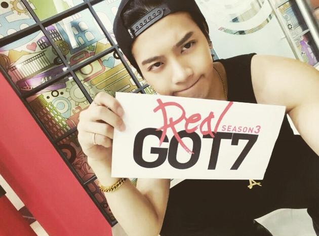 4. GOT7 Jackson
