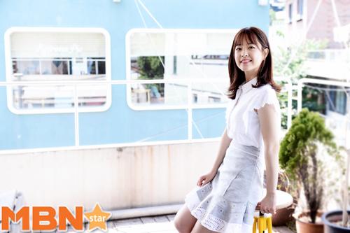 陽光耀眼的韓國漂亮演員朴寶英~ 1990年生,今年25 歲