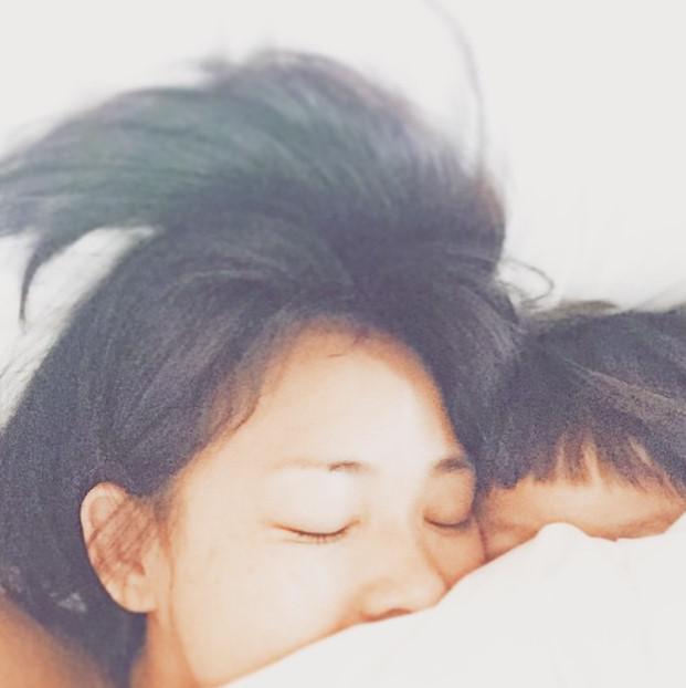 *更多小愛媽媽~矢野志保的相關消息,大家可以點擊照片,發漏她的Instagram得知唷^^Y