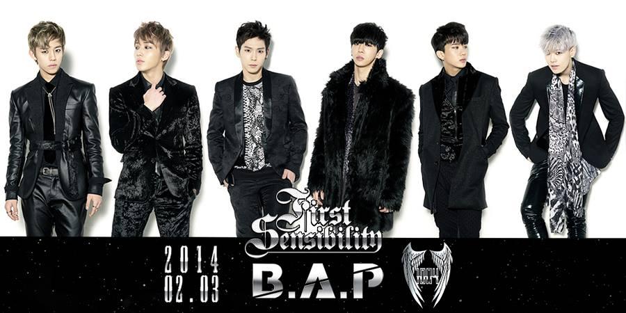 B.A.P:750天 奪冠歌曲:1004 (Angel)