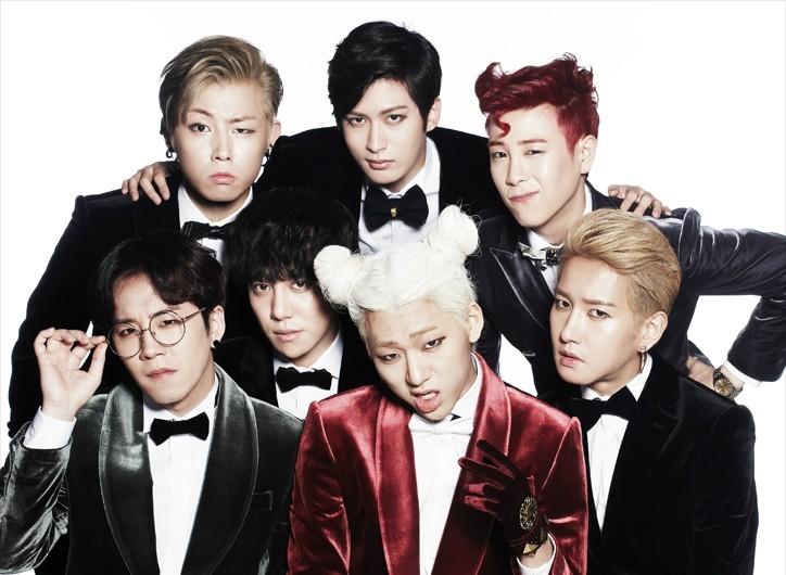 Block B:913天 奪冠歌曲:Very Good~