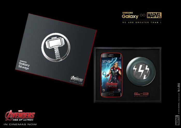 雖然只有鋼鐵人版本的版本已上市,但其他復仇者聯盟角色們的版本也很漂亮呢!