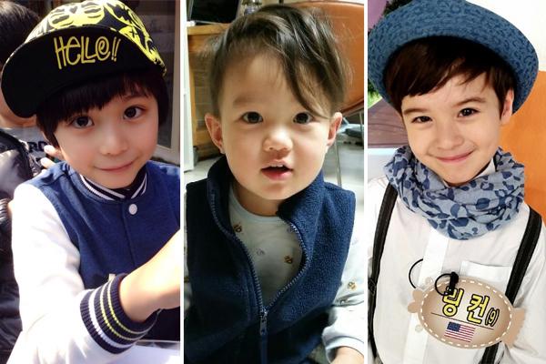 以上就是令人非常期待他們未來發展的韓國明星混血兒寶寶!在期待它們的電視表現以外,最重要的是三人都要幸福快樂的長大唷~♥