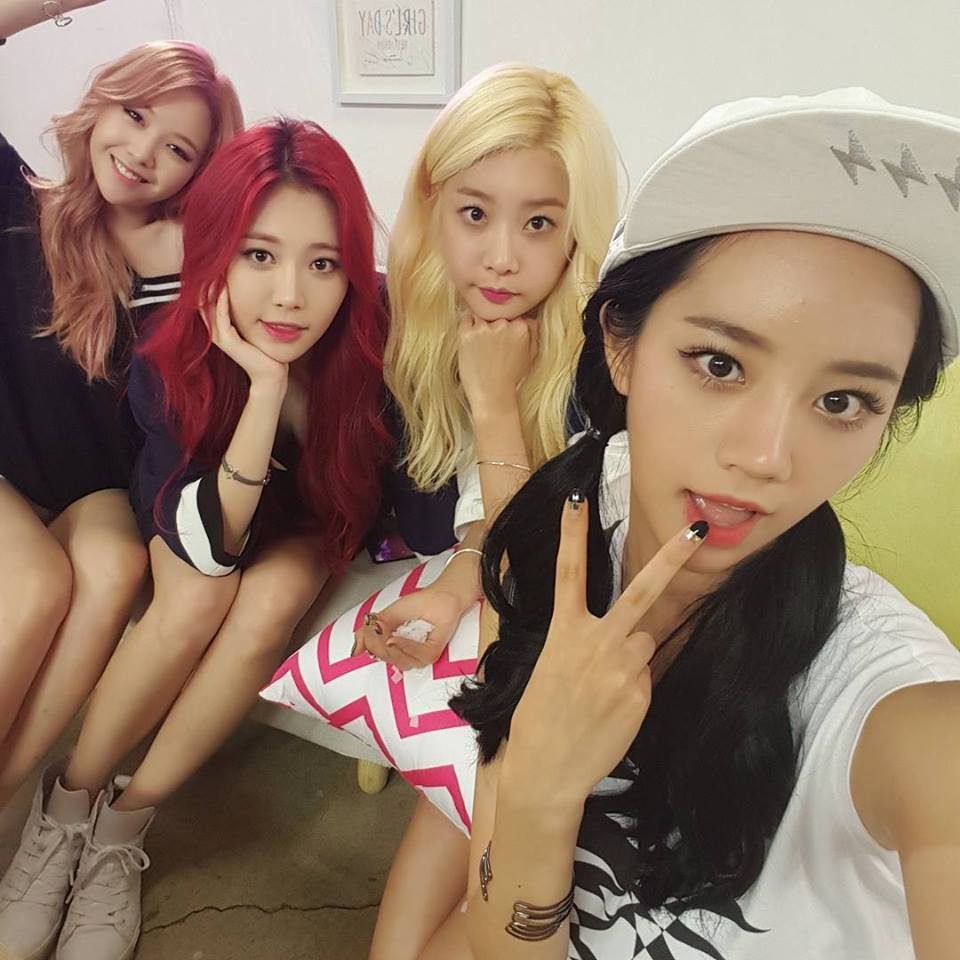 5. Girl's Day 'Ring My Bell' 發行: 2015.07.07