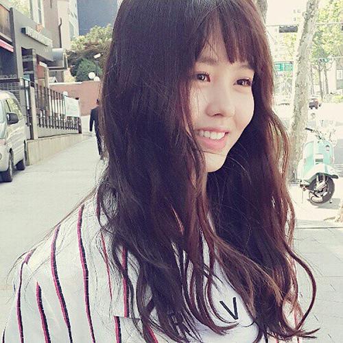 還是一枚青春少女的所炫,已經擁有這麼亮麗的外型,不禁讓人好奇,未來的她又會變得多麼漂亮呀?