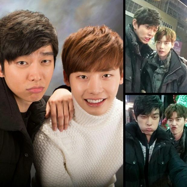 今年1月終演的電視劇<皮諾丘>中,飾演李鍾碩的大哥「奇載明」的這位帥哥~知道他是誰的舉手!!!!!(手手手)