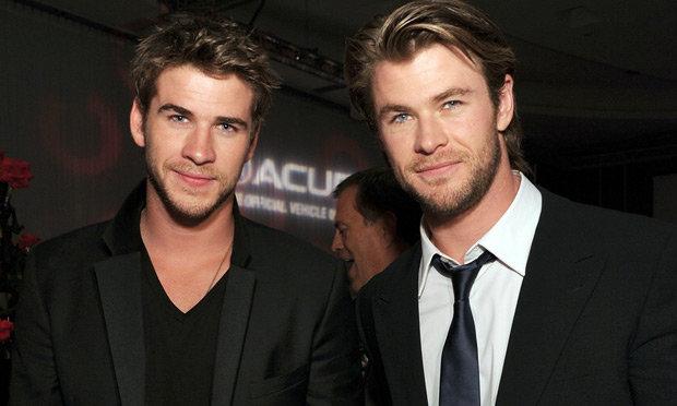 讓人誤以為是雙胞胎般相像的臉,克里斯·漢斯沃的親弟弟,連恩·漢斯沃