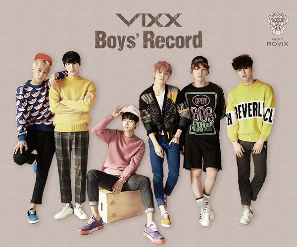 VIXX~等等...成員N的黑皮膚沒有被融合到呀?!XDDD