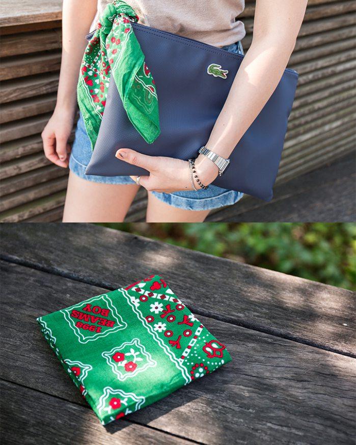 ▶ 包飾  各種包包的搭配法~這是韓國人超流行的手拿包~