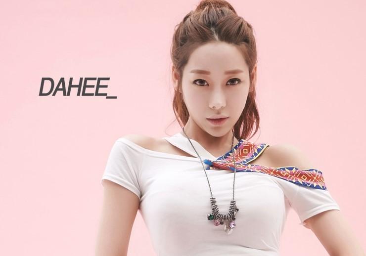 成員還有Da Hee