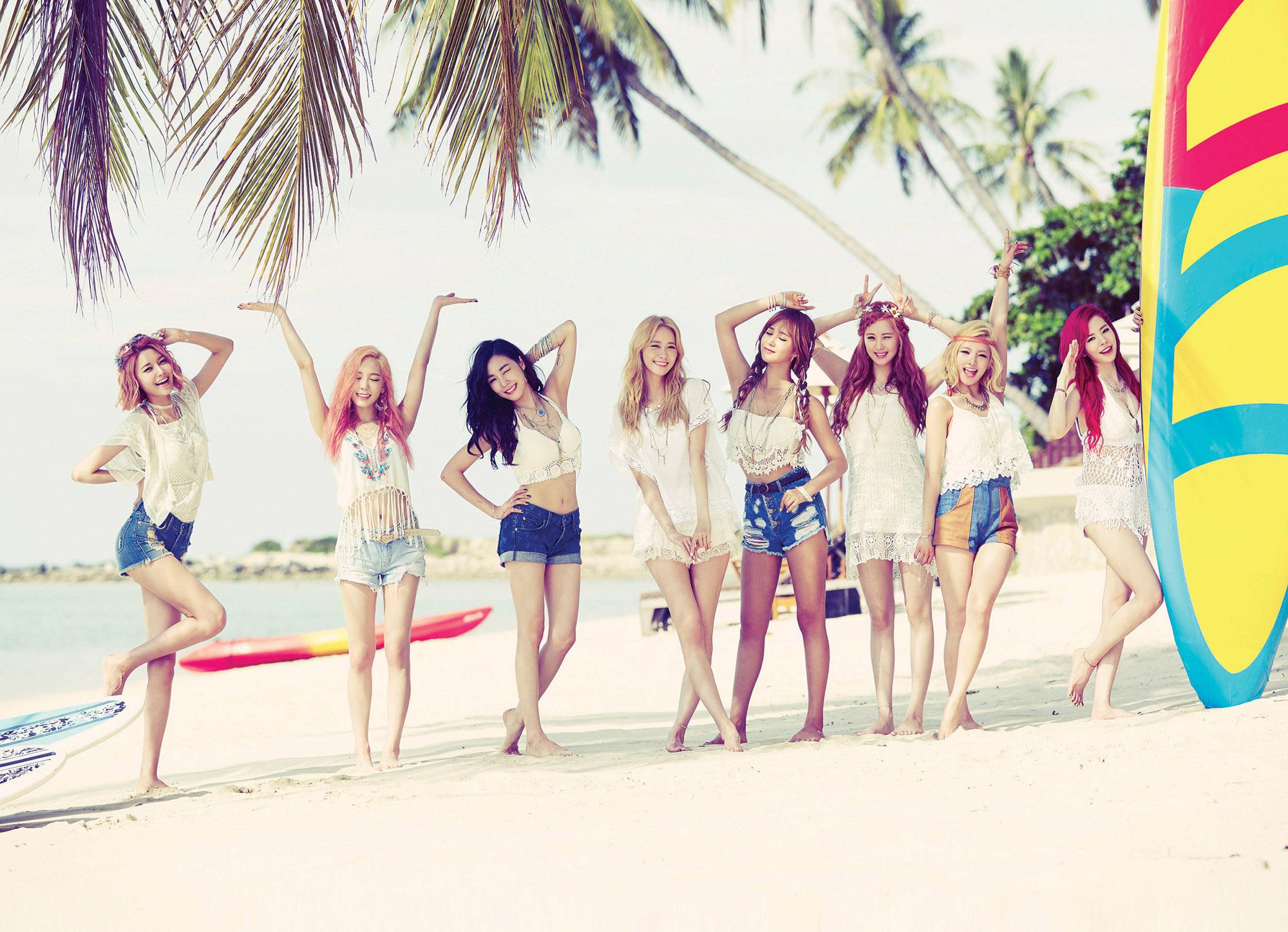 韓國第一女團少女時代又成了話題中心!這次又是什麼事情?