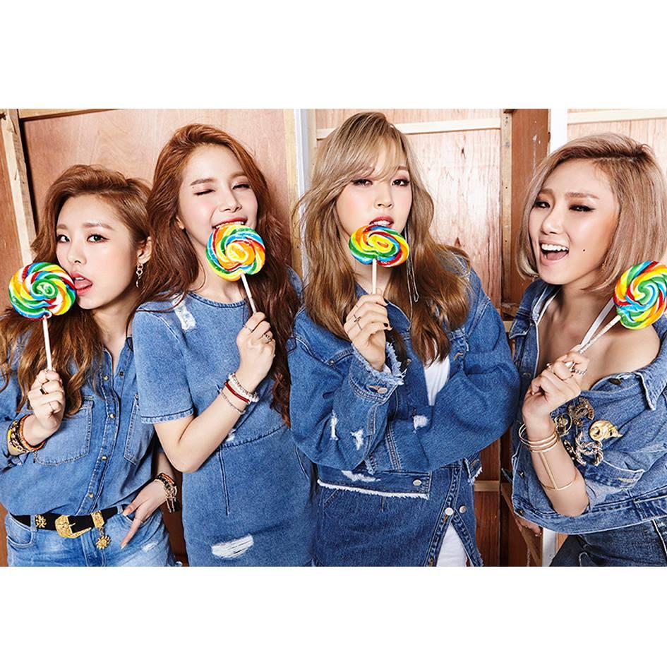 少女時代>=2NE1>>不可接觸地區>>Sistar>Apink>>>>AOA>Girl's Day=EXID>Red Velvet=MAMAMOO  不過MAMAMOO與Red Velvet畫上等號?看來有實力不怕沒人看見呀!