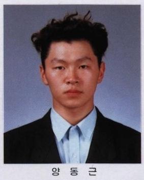21. 楊東根  東根都沒變,從小就很SWAG的髮型XD