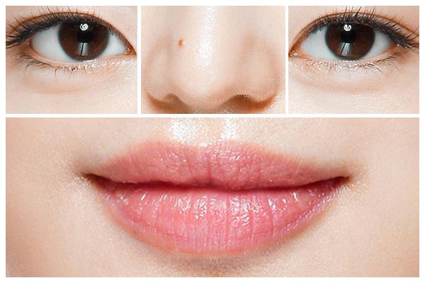 #10 鼻子上有顆痣的美人,這超好猜了吧?