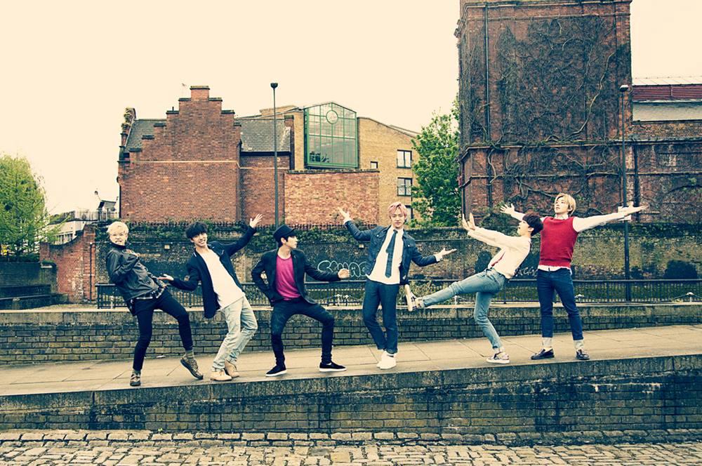 而今天的好(?)消息是,他們重新回到TS娛樂公司旗下!
