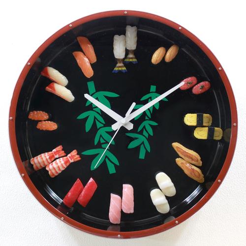 一個豪華壽司盤的概念XD