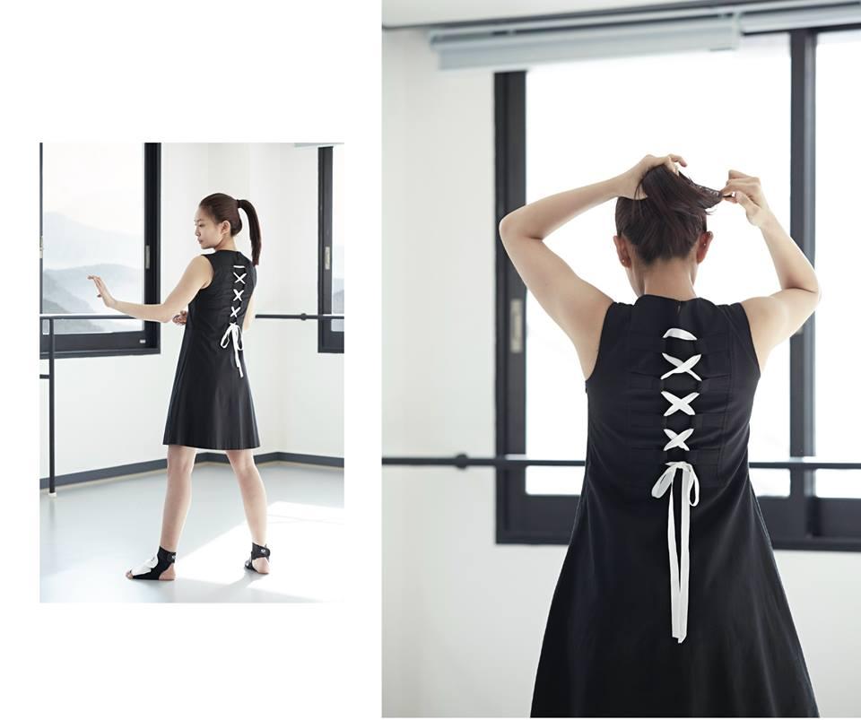 還是變化成淑女的洋裝,都展現了其中的獨特設計