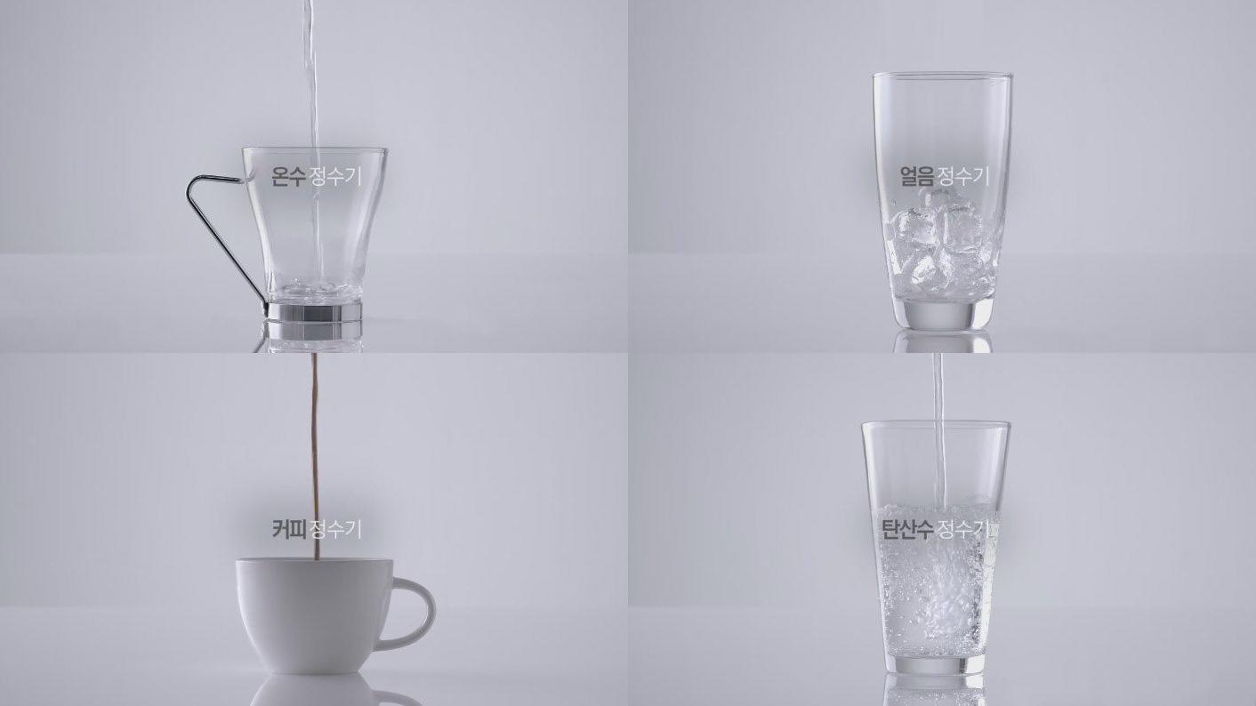 科技這麼厲害?飲水機有溫水、產冰塊、泡咖發,還能製作氣泡水!最近飲水機似乎沒有辦不到的事情......?
