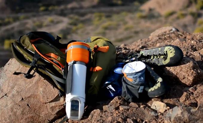 現在這像搖控設計不但只是拿來玩樂,而是可以幫你記錄野外旅程!