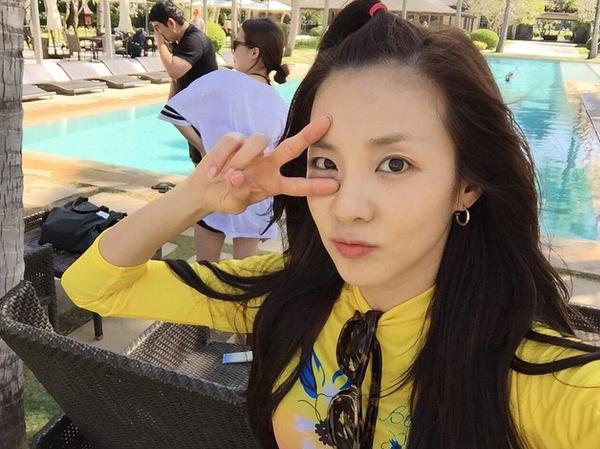按照韓國年齡,她今年已經32歲了!!
