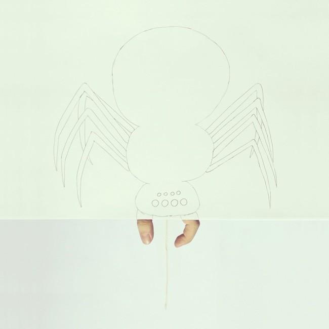 啊啊啊啊啊!小編在這世界上最討厭的生物…蜘蛛!