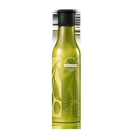 Olive real 乳液 / 160ml / 14,000韓圜(台幣約400元)  推薦的小編說:因為含有橄欖油成份,對於乾性皮膚來說很適合。雖然說我自己是複合性皮膚,但是在皮膚乾燥時使用的話,皮膚會充滿水分,很舒服。乳液淡淡的有股檸檬香,讓人很喜歡!