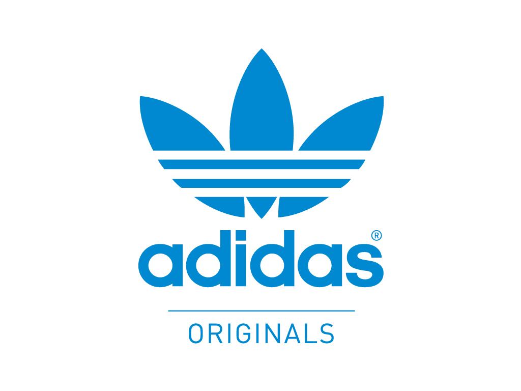 1. Adidas三葉的LOGO雖然沒有太多特別的意思