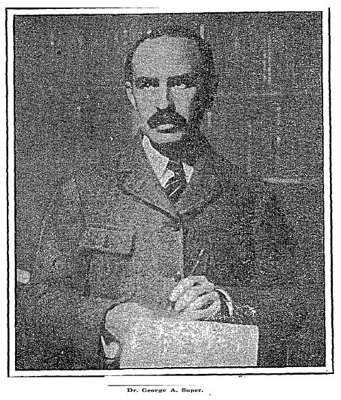 在同年末,一名名叫喬治·梭佩(George Soper)的醫生,開始對這個死於傷寒的家庭中,依舊健康的愛爾蘭籍廚師—瑪莉起了疑心!