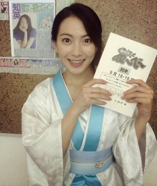 先前透過日本官方網站,公開自己將作為女演員,開始在日本活動的韓國女星,前KARA成員姜知英