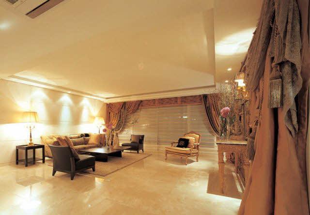 據說這房若用月租計算,一個月房租就要近30萬台幣耶!!!