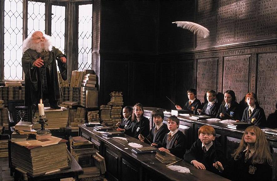 《哈利波特》(2001)