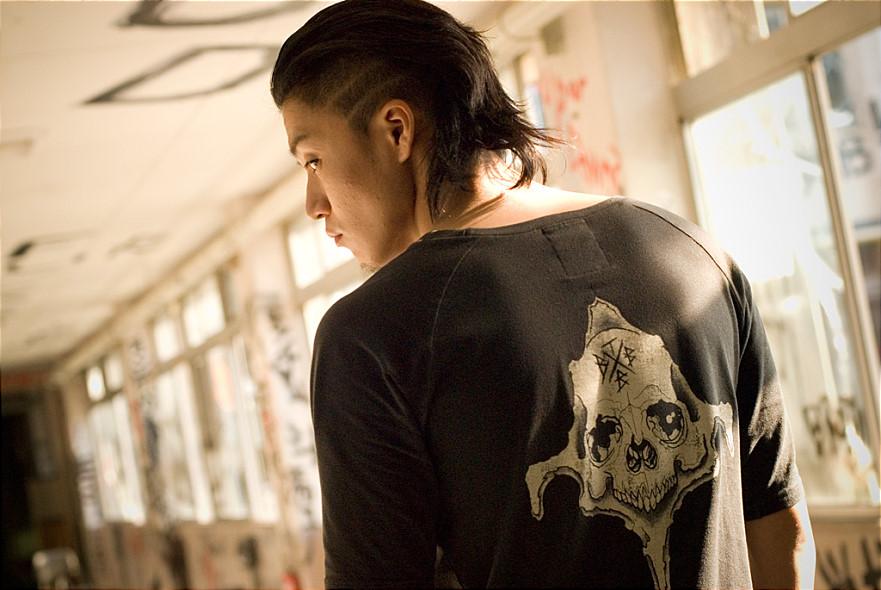 #1. 電影《漂撇男子漢》 : 小栗旬 (飾 源治)