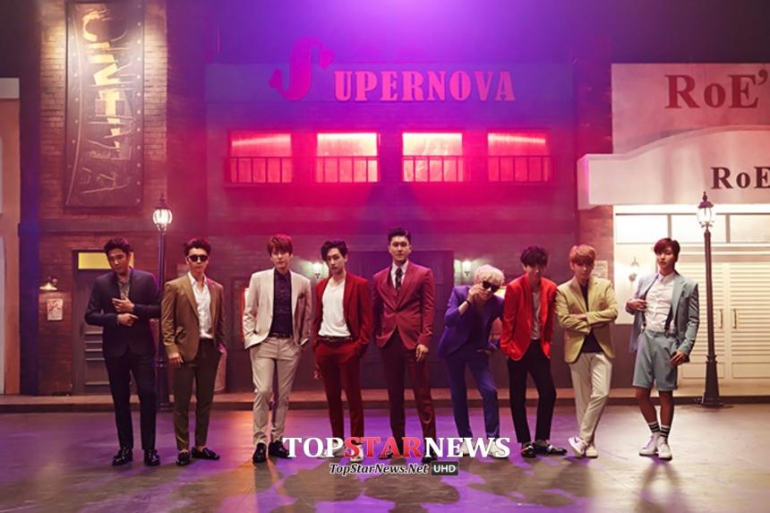 第3名:Super Junior 關注人數(8/23止):1,204,297