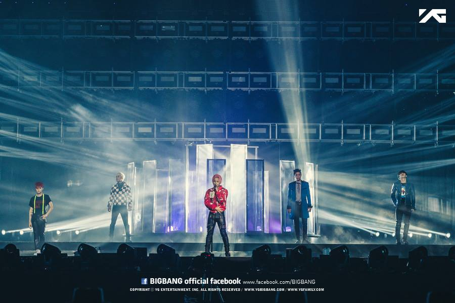 第2名:BIGBANG 關注人數(8/23止):1,579,908