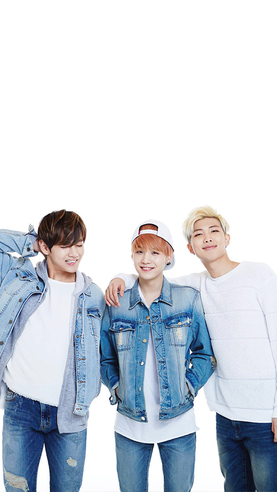 #V、Suga、Rap Monster