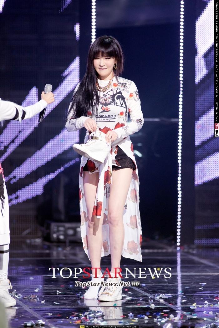 3. 2NE1 朴春(박봄)