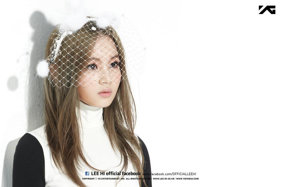 YG娛樂的超齡靈魂嗓音:李遐怡,藝名LEE HI