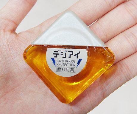 全新概念開發而成,可以防止藍光的眼藥水