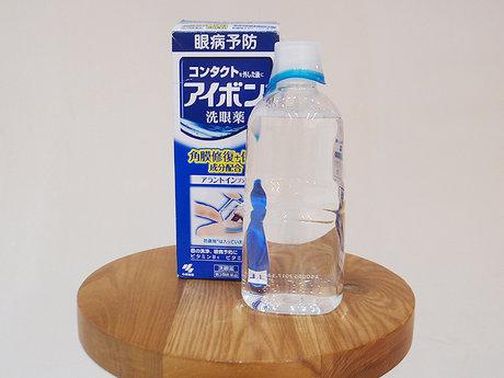 ▶小林製藥洗眼液(大約台幣245元)