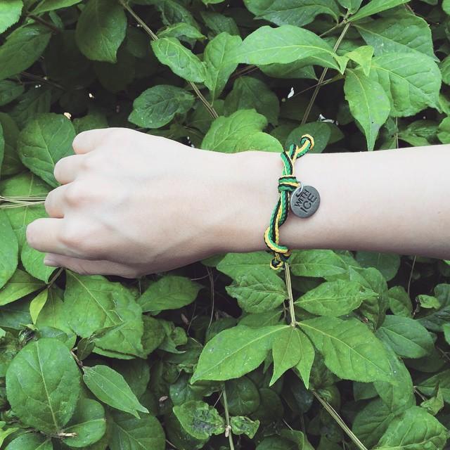 不管喜歡手環的設計,用在每天的穿搭也好,或是一起成全一件美好的事情!PIKI也會一起為了聖日希望基金會這摸溫暖的一項計畫加油的!:)