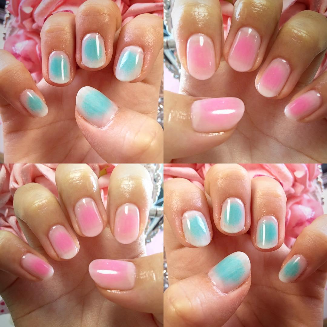 雖然大多女孩兒都喜歡用粉色居多,但妳也可以依照自己的喜好選擇顏色,像天空藍色系也給人一種清爽活力的感覺,是不是也很迷人呢?