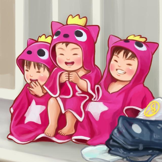最愛泡泡最愛澡澡的大韓,民國,萬歲