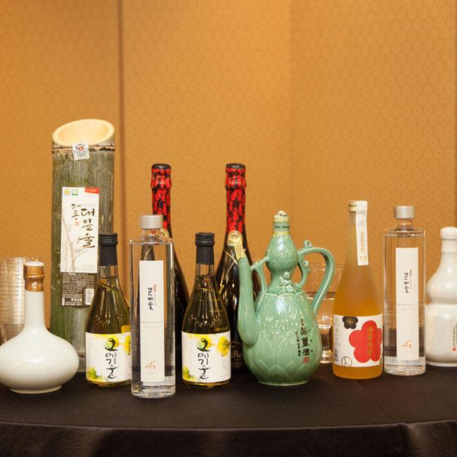 韓國的傳統酒不因製作過程和度數而單獨起名字的喲~