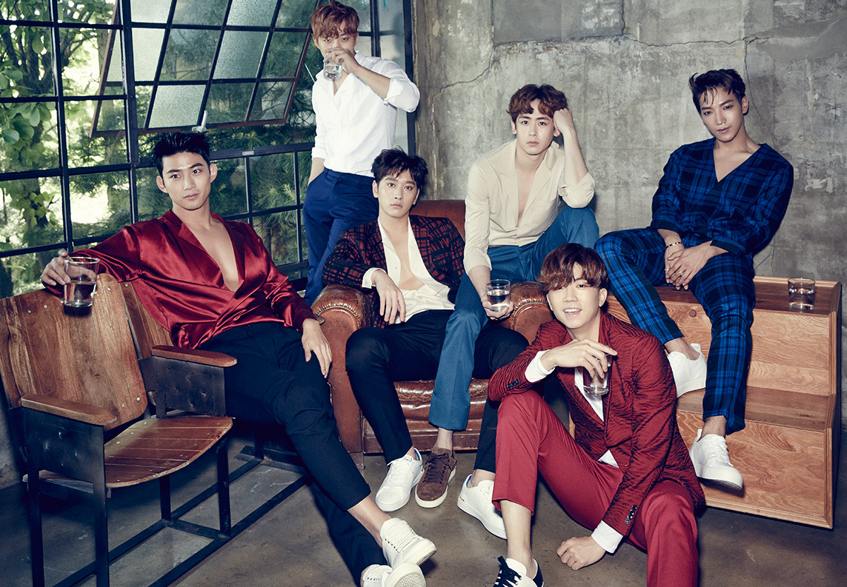 TOP 8. 2PM Chanel ID:2pm 訂閱數:597,290