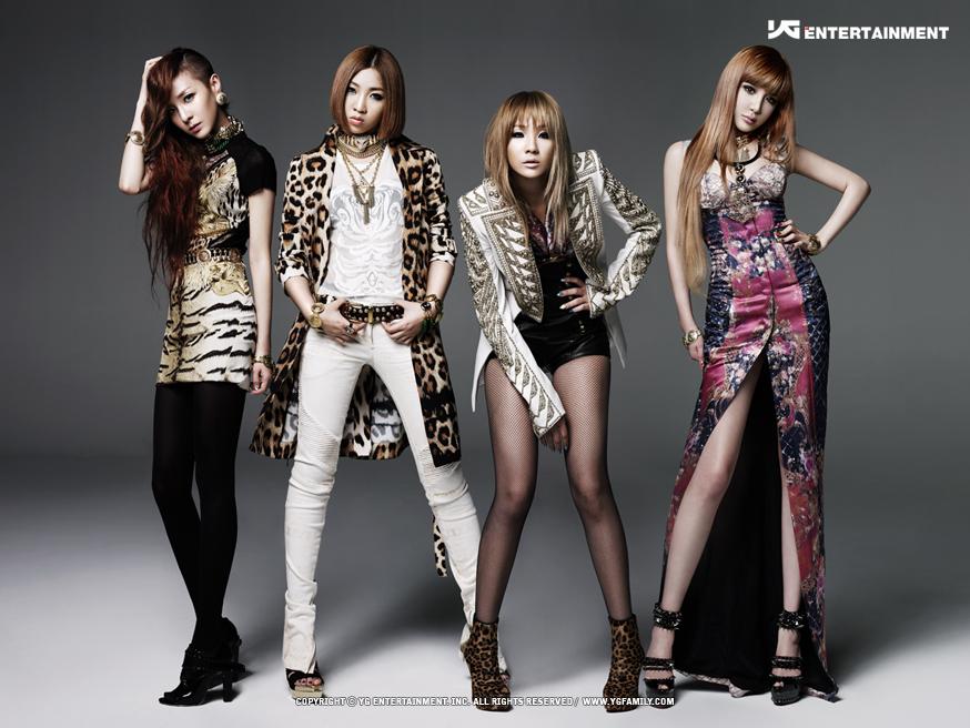 TOP 3. 2NE1 Chanel ID:2NE1 訂閱數:2,895,905